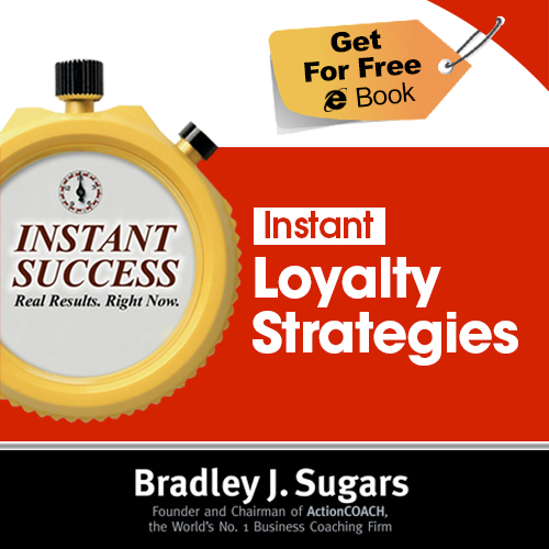 E-BOOK LOYALTY STRATEGIES