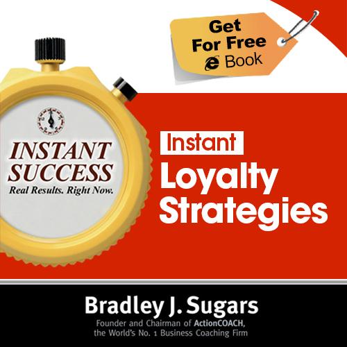E-BOOK LOYALTY STRATEGIES