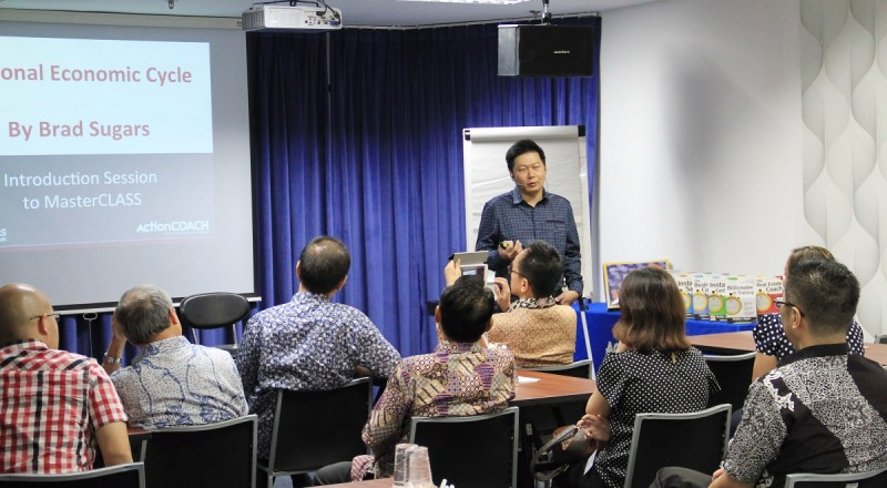 Pak Herman on Introduction to MasterCLASS - ActionCOACH