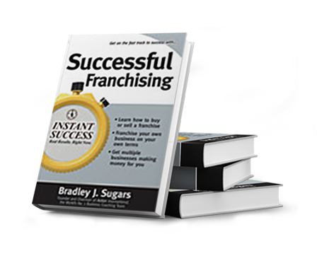 buku successful franchising